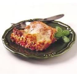 JENNIE-O Turkey Lasagna Recipe