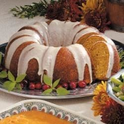 Photo of Pumpkin Bread Ring by Theresa  Stewart