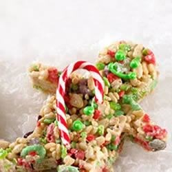 Photo of Christmas Cut-Outs by KELLOGG'S* RICE KRISPIES*