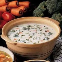 Photo of Best Broccoli Soup by Carolyn Weinberg
