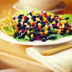 BUSH'S(R) Best Black Bean Salad Recipe