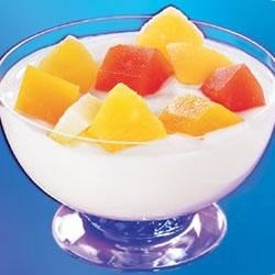 Yogurt and Tropical Fruit Recipe