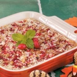 Photo of Cranberry Pecan Bars by Beverly McClarren
