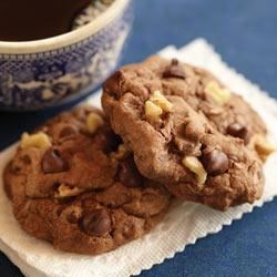 Chewy Brownie Cookies from Crisco(R) Baking Sticks Recipe