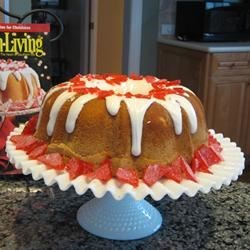 Gina's Pound Cake Recipe