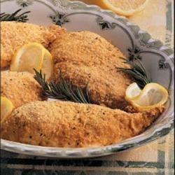 Photo of Baked Lemon Chicken by Marion  Lowery
