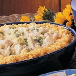 Photo of Creamy Chicken Hot Dish by Frances Walker