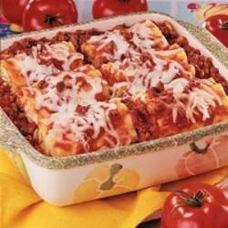 Photo of Lasagna Roll-Ups by Virginia Foley