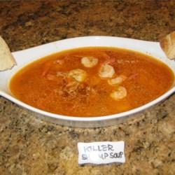 Killer Shrimp Soup