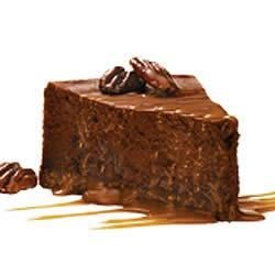 Photo of PHILLY Chocolate Turtles® Cheesecake by Philadelphia