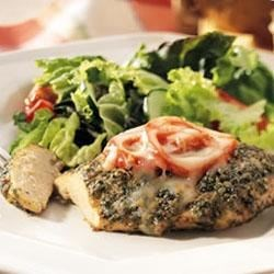 Photo of Baked Pesto Chicken by Buitoni®