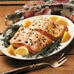 Photo of Grilled Salmon by Monell  Nuckols