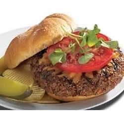 All American Burgers Recipe