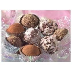 BAKER'S Easy Chocolate Truffles Recipe