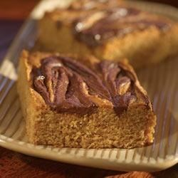 Marbled Peanut Butter Brownies Recipe