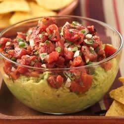 Muir Glen(R) Salsa Guacamole Recipe