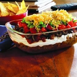 7-Layer Taco Dip Recipe