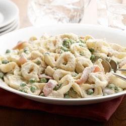 Creamy Tortellini Carbonara Recipe