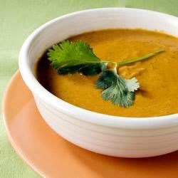 Carrot-Tomato Cilantro Soup Recipe