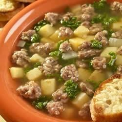 Ohio Sausage and Kale Soup Recipe