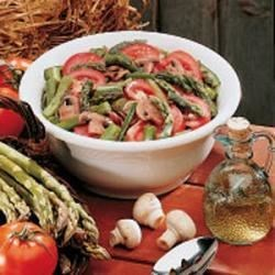 Photo of Asparagus Tomato Salad by Darlene  Greulich