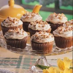 Photo of Maple Carrot Cupcakes by Lisa  Ann Dinunzio