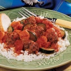 Photo of Meatball Skillet Meal by Donna Smith