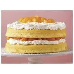 Simply Citrus Cream Cake Recipe