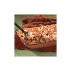 Photo of 3-Cheese Mostaccioli Bolognese by Campbell's Kitchen