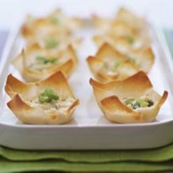 Photo of PHILLY Baked Crab Rangoon by Philadelphia Cream Cheese