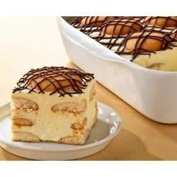 Chocolate Eclair Squares Recipe