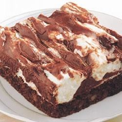 Hershey's (R) Mississippi Mud Cake Recipe