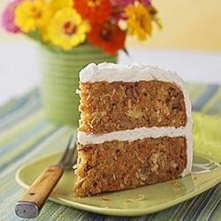 Photo of Traditional Carrot Cake by Maker of SPLENDA® Sweetener Products