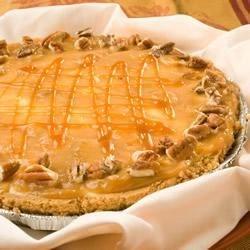 Photo of Caramel Apple Pecan Cheesecake by Maker of SPLENDA® Sweetener Products