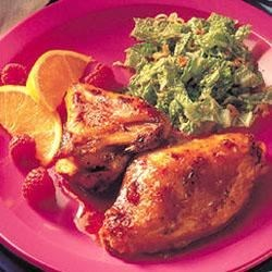Chinese Barbecued Chicken  Recipe