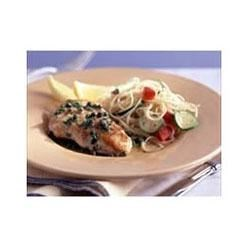 Chicken with Lemon-Caper Sauce II Recipe