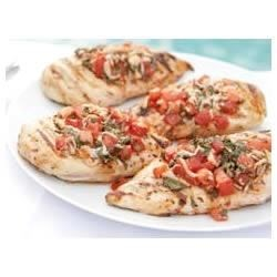 Photo of Grilled Bruschetta Chicken by Kraft