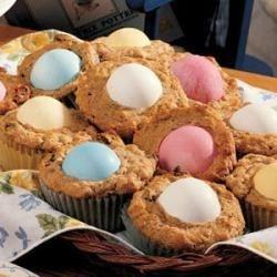 Nestled Egg Muffins