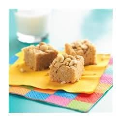 Photo of No-Bake Peanut Butter Squares by Jif®