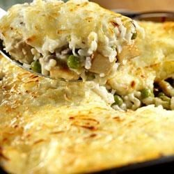 Photo of Campbell's Kitchen Cheesy Chicken Casserole by Campbell's Kitchen