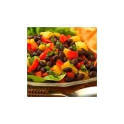 BUSH'S(R) Black Bean and Mango Salad Recipe