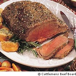 Photo of Beef Rib Roast with Yorkshire Puddings by Safeway