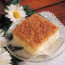 Photo of Lazy Daisy Cake by Carrie  Bartlett