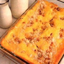 Photo of Lemon Streusel Cake by Karla  Hecht