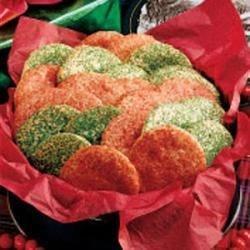 Photo of Cinnamon Sugar Cookies by Leah  Costigan