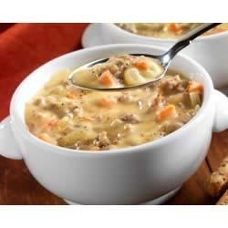 Sausage Cheese Soup Recipe
