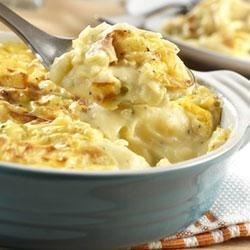 Cheddar Potato Bake