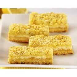 Lemon Crumb Bars
