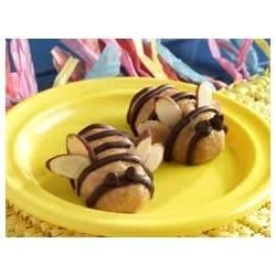 Peanut Butter Bumble Bees Recipe