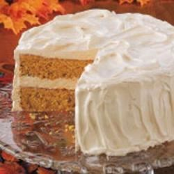 Photo of Butternut Squash Layer Cake by Deanna  Richter